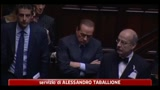 08/07/2011 - Berlusconi: nel 2013 non mi candido, Alfano al mio posto