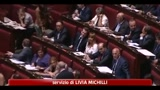 09/07/2011 - Bersani: il paese corre dei rischi, il governo si dimetta