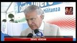 09/07/2011 - Lodo Mondadori, Verdini: cifra dimostra persecuzione