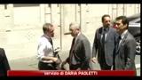 10/07/2011 - Manovra, domani comincia iter in senato