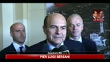 10/07/2011 - Lodo Mondadori, Bersani: corruzione conclamata e punita