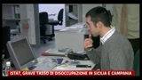 Istat, disoccupazione femminile al 18% in Sicilia