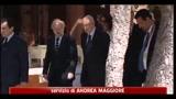 Speculazione, vertice con Van Rompuy, Barroso e Trichet