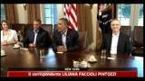 11/07/2011 - Crisi Usa, Obama: accordo su debito entro 10 giorni
