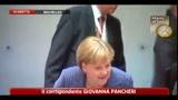 Merkel: Germania ed Europa pronti a difendere l'euro