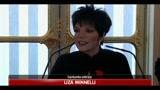 Musica, la Francia omaggia Liza Minelli con legion d'onore