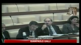 11/07/2011 - Manovra, Galli: non modificare i saldi