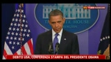11/07/2011 - 2 - Debito USA, Obama: io voglio scendere a compromessi