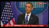 4 - Debito USA, Obama: voglio trovare una soluzione