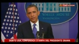 11/07/2011 - 7 - Debito USA, Obama: risolvere problema debito per lungo tempo