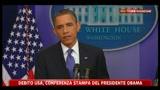 7 - Debito USA, Obama: risolvere problema debito per lungo tempo