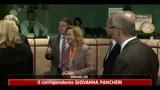 12/07/2011 - Ecofin, Tremonti, vado a Roma a chiudere il bilancio