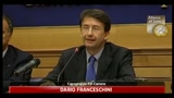 Manovra, Franceschini: giudizio negativo ma disponibili a voto venerd