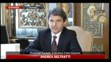 12/07/2011 - Borsa italiana, Beltratti, volatilità potrebbe non essere finita