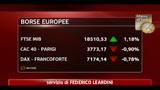 Borse altalenanti, Piazza Affari chiude positiva: +1,8%