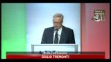 13/07/2011 - Tremonti: decreto pareggio bilancio sarà rafforzato