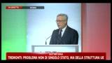 2- Tremonti: eurobond unica soluzione