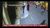 Roma, rapina gioielleria travestito da prete: in manette