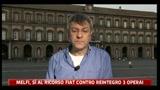 Fiat Melfi, no al reintegro dgli operai: parla Landini