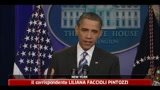 16/07/2011 - Debito, Obama: l'opinione pubblica  con me
