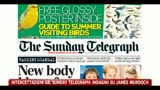 Intercettazioni GB, Sunday Telegraph: indagini su James Murdoch