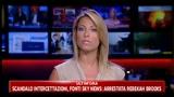 Scandalo intercettazioni, fonti Sky News: arrestata Rebekah Brooks