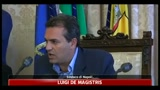 18/07/2011 - De Magistris, Napoli sporcata e sabotata dai soliti noti
