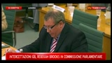6 - Rebekah Brooks: pagate spese legali Coulson per precedene accordo