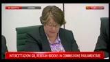 12 - Rebekah Brooks: processo penale iniziato con ritrovamento documenti