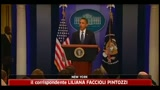 20/07/2011 - Crisi debito, Obama, siamo alla 25ma ora, non c' pi molto tempo