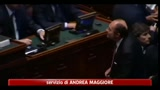 20/07/2011 - Al Senato si vota su richiesta d' arresto per Tedesco