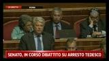 Senato, Tedesco: no a voto segreto