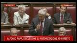 Discussione arresto Papa, Pier Ferdinando Casini