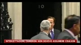 Cameron, con Murdoch mai una parola su BSKYB