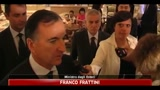 21/07/2011 - Papa, Frattini: breccia pericolosa in indipendenza parlamento