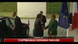 Crisi, accordo tra Merkel e Sarkozy per salvare Grecia