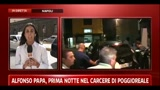 21/07/2011 - Alfonso Papa, prima notte nel carcere di Poggioreale