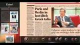 21/07/2011 - I giornali di giovedi 21 Luglio