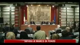 21/07/2011 - Costi politica, Fini: tagliare apparati, non democrazia