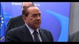 Vertice UE, Berlusconi: abbiamo salvato l'euro