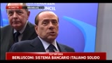 21/07/2011 - Governo, Berlusconi: rassicurato, non ci sono rischi