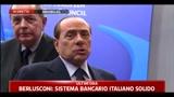 Governo, Berlusconi: rassicurato, non ci sono rischi