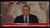 Berlusconi: settimana prossima nuovo Min. Giustizia