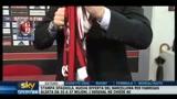 Il Milan premia Djokovic, per lui maglia numero 1