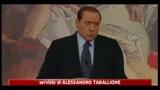 Berlusconi: nessun problema con la Lega, Governo va avanti