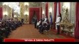 Crisi, Napolitano: abbiamo dato una prova dovuta