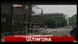Oslo, forte esplosione vicino agli uffici del Governo