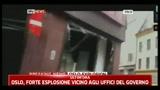 Esplosione Oslo, non chiara se la causa è una bomba