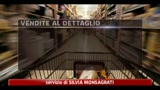 ISTAT, vendite al dettaglio in calo dello 0,1% mensile a Maggio