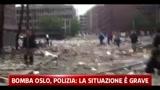 Bomba Oslo, polizia: la situazioone è grave